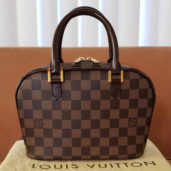 Louis Vuitton Handbags - Louis Vuitton Damier Ebene Sarria Mini Bag 97716631fc